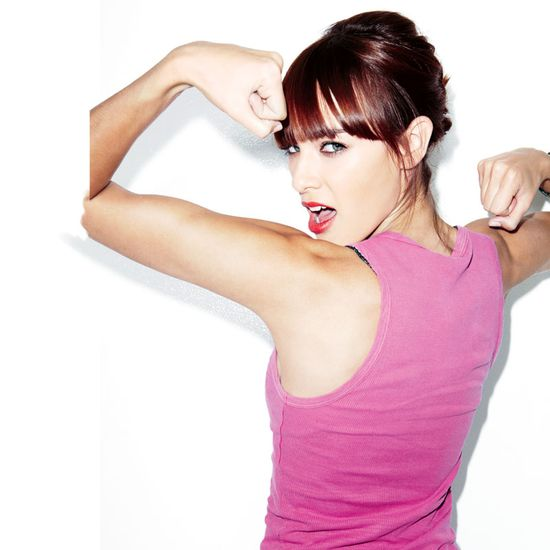 The (15 Minute) Bye-Bye Arm Jiggle Workout  Photo by: Ture Lillegraven