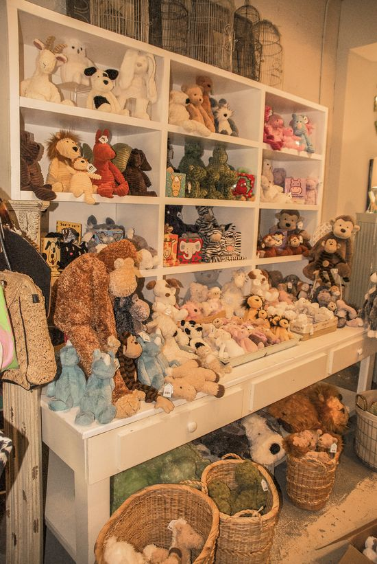 stuffed animals for the kids
