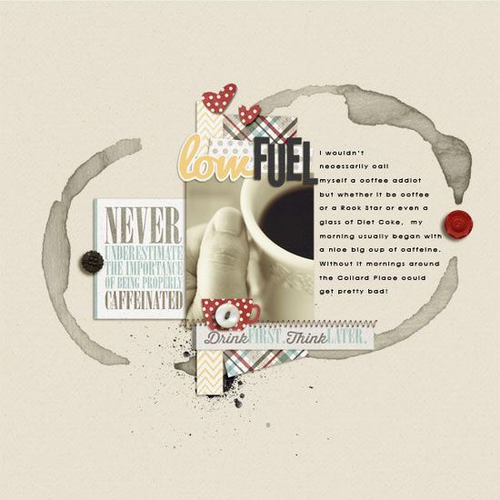 5 Ways to Make Scrapbook Page A Dynamic Part of Your Visual Design