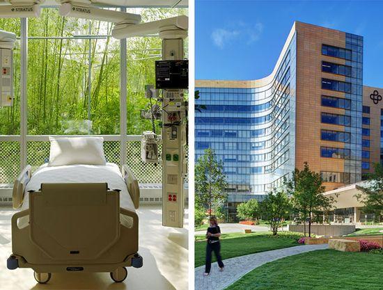 NBBJ Sweeps Healthcare Design's 12th Annual Architectural & Interior Design Showcase