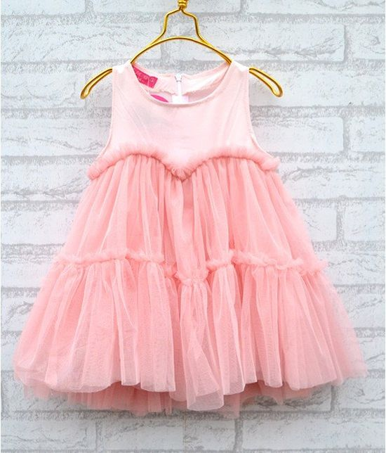 #Baby girl clothes skirt pink tutu#Adorable baby clothes # pink dress#This dress would look adorable on display on the#ACE BABY MOBILE CLOSET