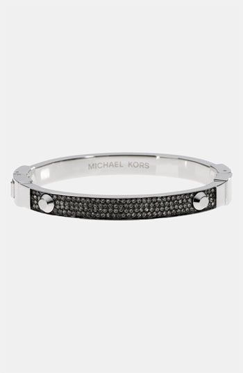 Michael Kors Hinged Bangle