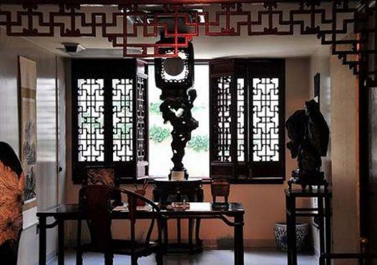 Ethnic Asian home interior decorating