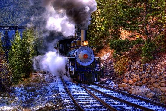 Georgetown Loop Railroad Colorado