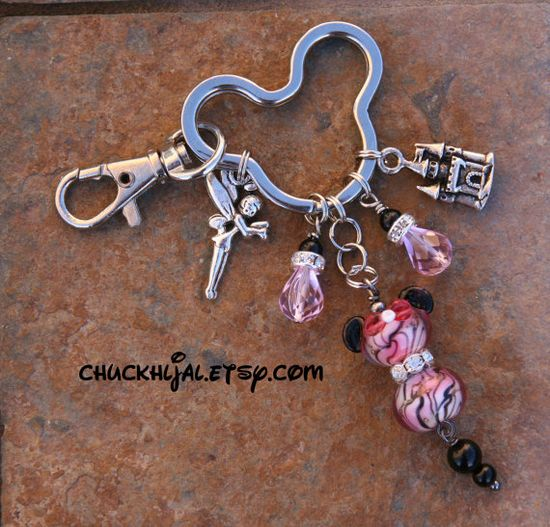 Pink Wild Animal Print Disney Inspired Minnie Mouse by chuckhljal, $45.00
