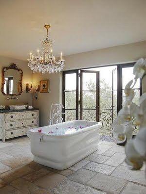 french bathroom ~ nice