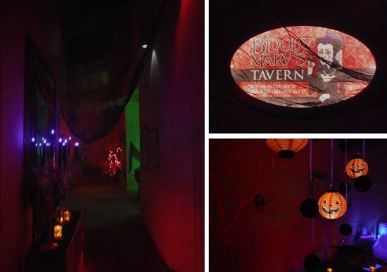 Haunted Halloween Party Ideas