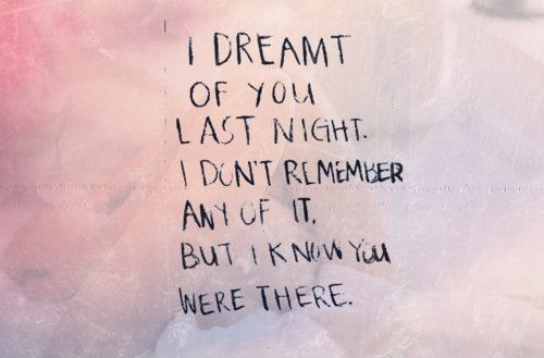 dream #quote