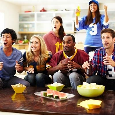 Healthy Food Finds: Game Day Foods