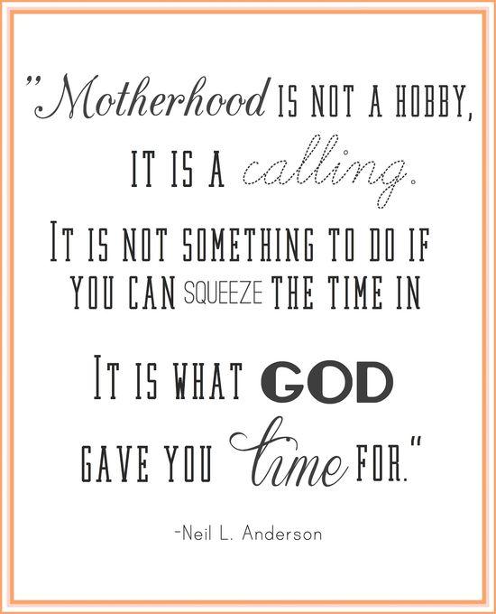 Motherhood the best of Gods blessings <3