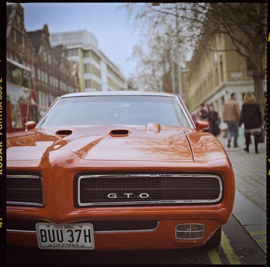 #CARS. GTO