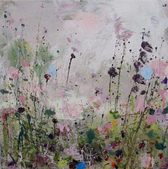 "Saatchi Online Artist: Sandy Dooley; Acrylic, 2013, Painting ""May"""