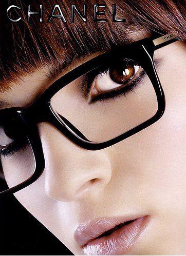 Chanel reading glasses ~ ?