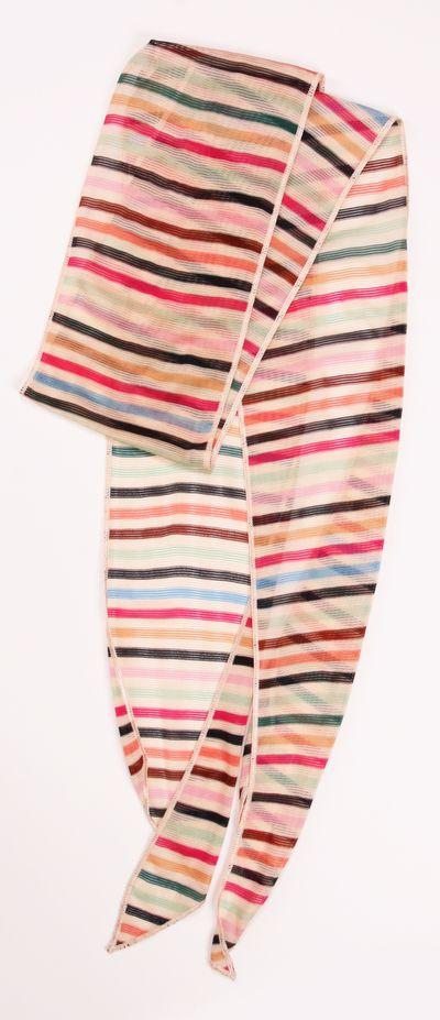 striped Missoni Scarf