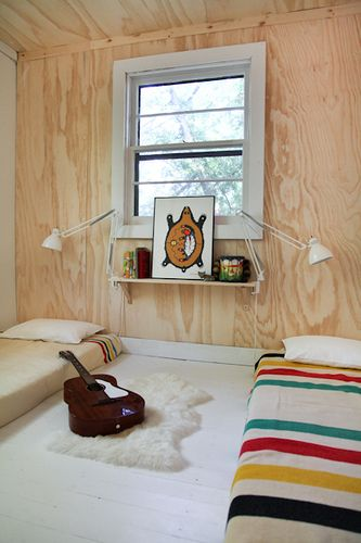 cowboys & Indians themed bedroom