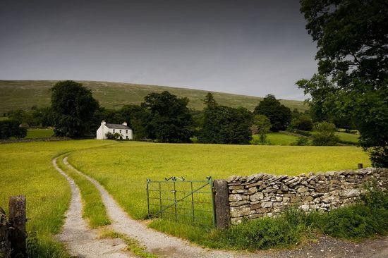 Farmhouse, Ireland