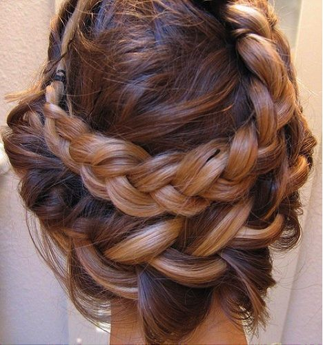 This is a cool braid