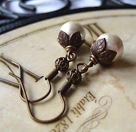 Love, love these #earrings!