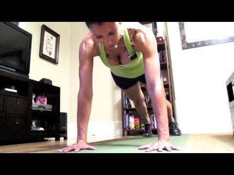 Tabata Workout #9