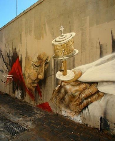 Artist: Adnate  location: Melbourne, Australia...!