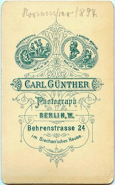 cdv ? Deutschland, Berlin by Viktoria Luise b, via Flickr