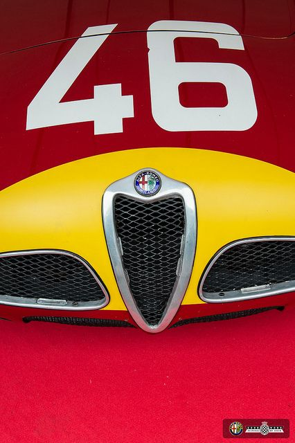 Alfa Romeo at Goodwood Festival Of Speed 2012