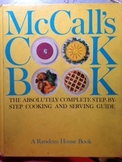 I love vintage cook books...and I can't cook.