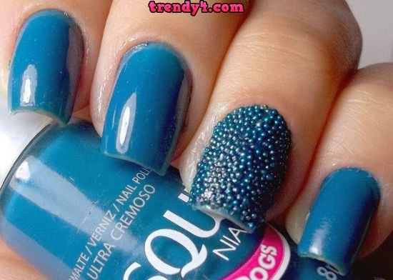 Creative Nails Tutorials 2014 trendy Nails 2014