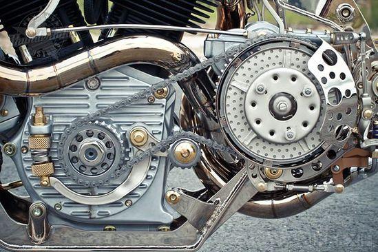 Thunderbike custom motorcycles