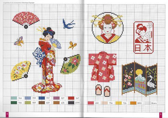 petites geisha