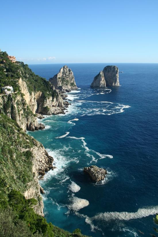 Capri, Italy HEAVEN ON EARTH