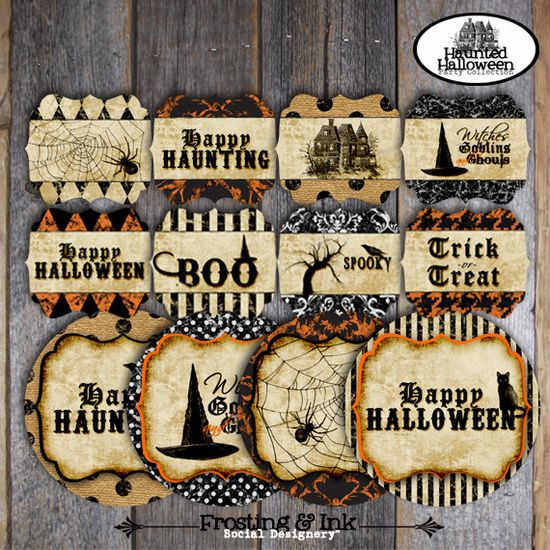 Love this collection - printables.