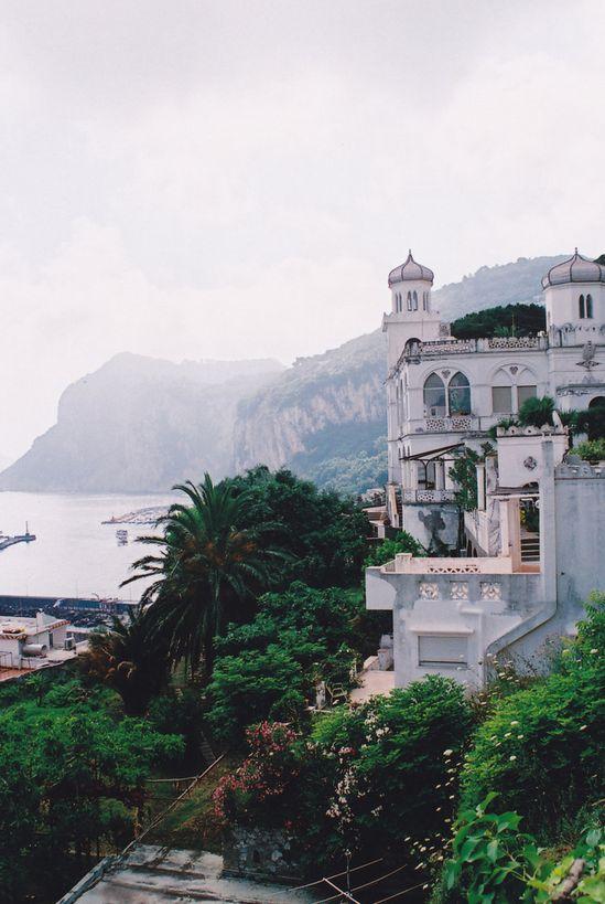 Calabria coast