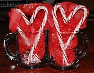 Hot Cocoa Gift Basket (HoH77)