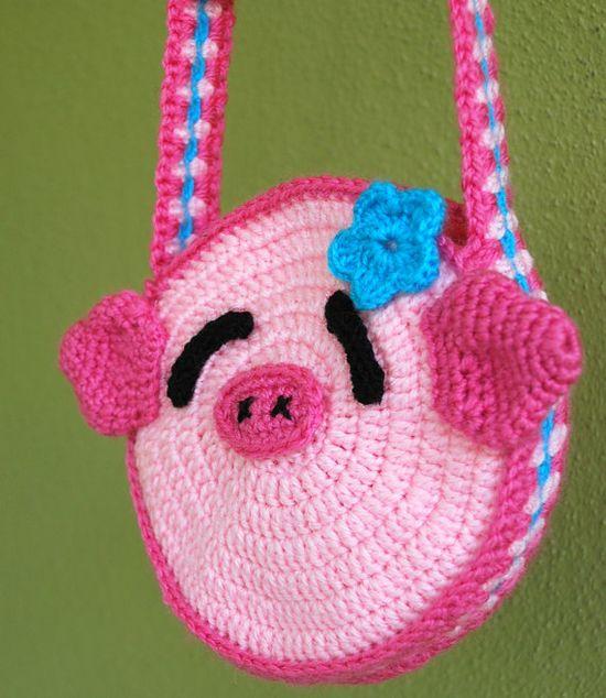 Piggy purse!