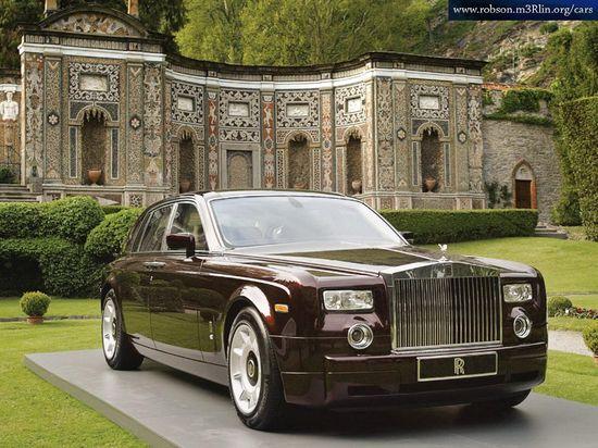 Rolls Royce Sport Cars