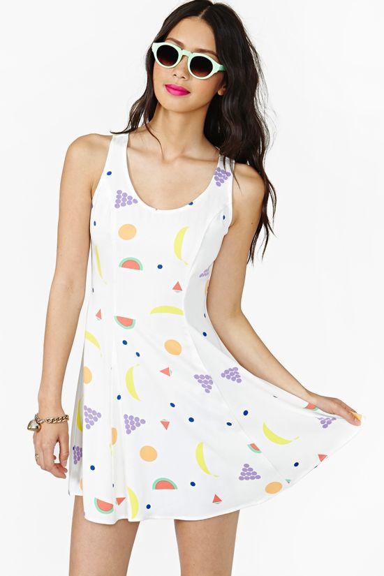 Juicy Fruit Dress