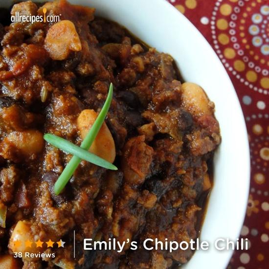 Emily's Chipotle Chili