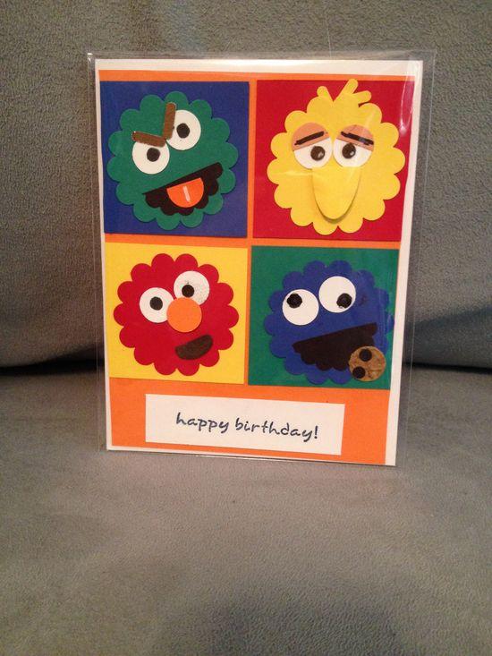 Handmade birthday card!