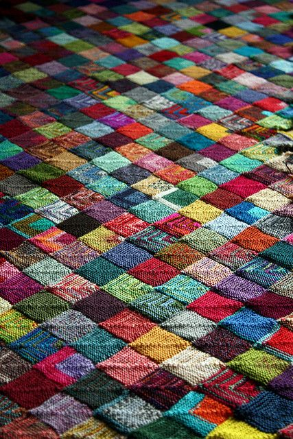 insanity blanket.
