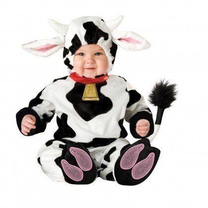 7 Crazy Cute Baby Animal Halloween Costumes