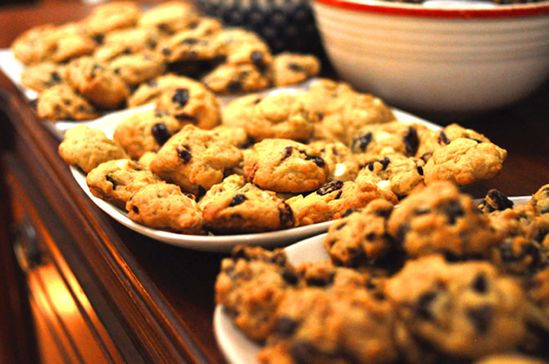 """""""Easy Christmas Cookies"""" — The Official Site of Chef Georgia Pellegrini"""