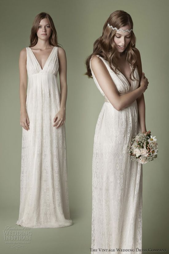 victorian empire wedding dress the vintage wedding dress company 2013 bridal collection