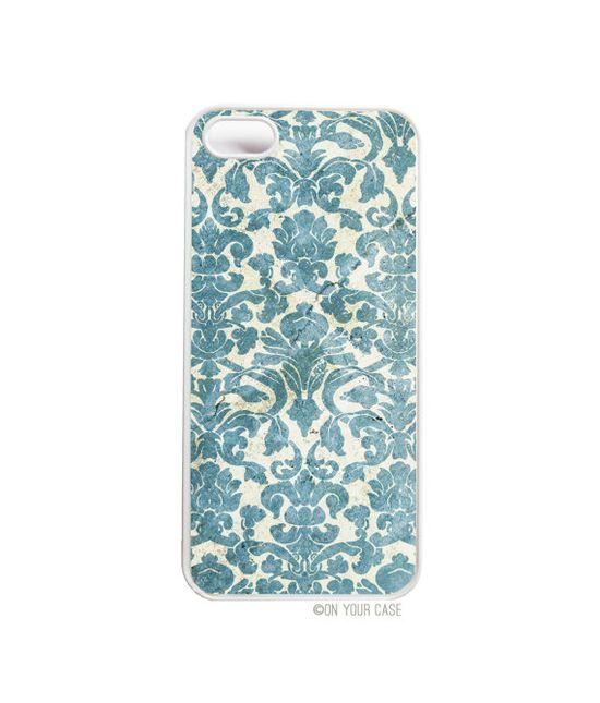 iPhone 5 Case Vintage Damask