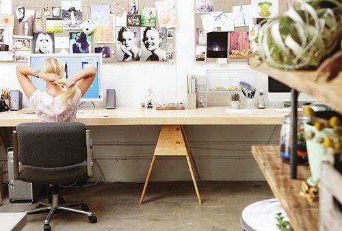 Office Inspiration #office #decor #study