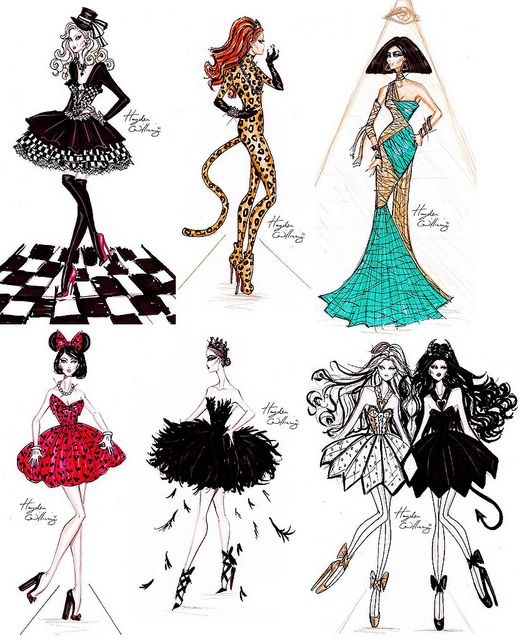 Costume Couture by Hayden Williams: Full Collection by Fashion_Luva, via Flickr