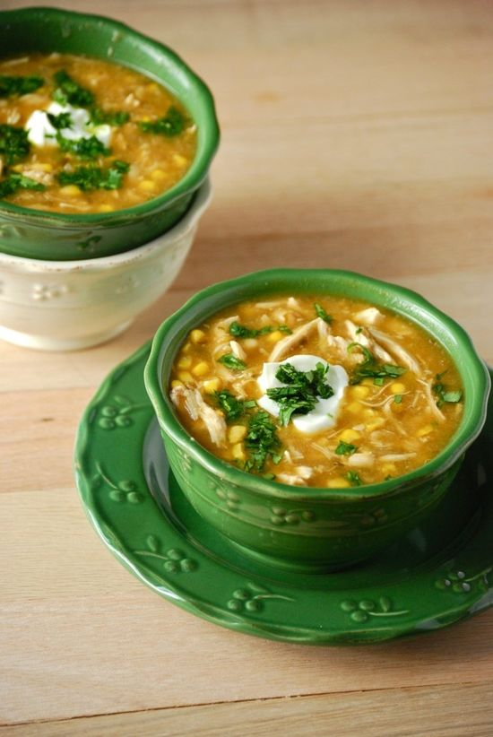 This soup is our family favorite! I often make it with left-over chicken. Great recipe!