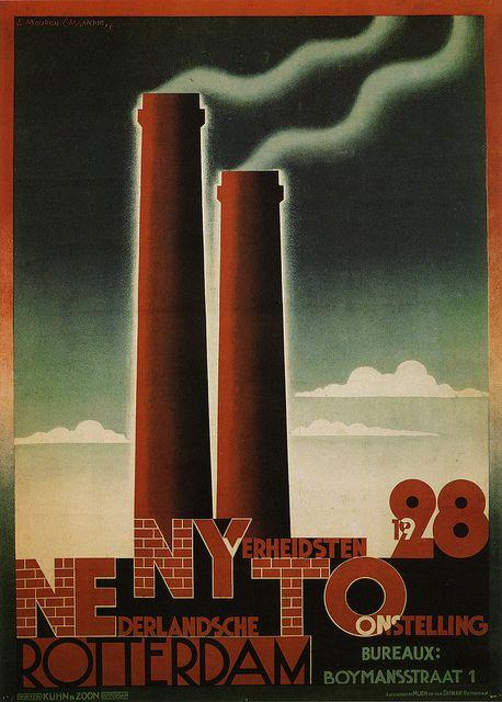 NeNyTo by A.M. Cassandre, 1928