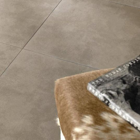 Porcelain floor tiles really show off a room and create a feeling of timeless space.