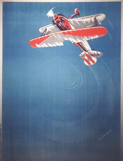 vintage sports poster